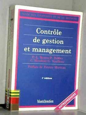 Contrôle de gestion et...
