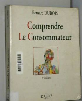 COMPRENDRE LE CONSOMMATEUR....