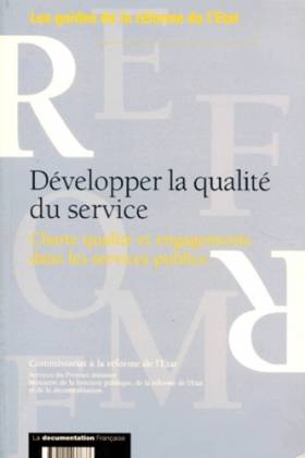 DEVELOPPER LA QUALITE DU...