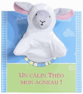 Un câlin, Théo mon agneau !