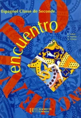 Encuentro, espagnol 2e