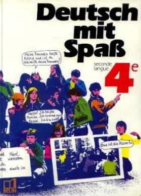 Deutsch mit Spass, 4e LV2....