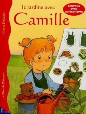 Je jardine avec Camille