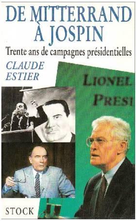 De Mitterrand à Jospin