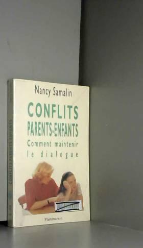 CONFLITS PARENTS-ENFANTS....