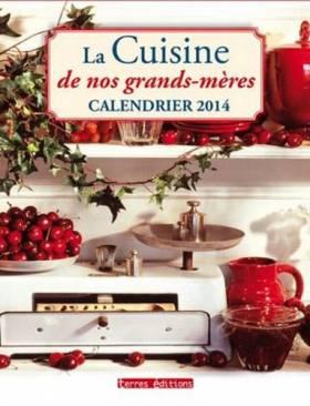 Calendrier 2014 : Cuisine...
