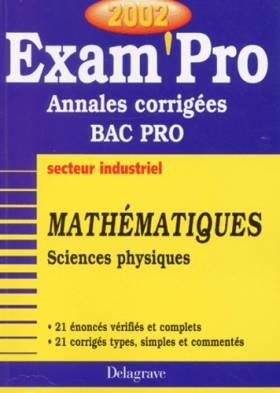 Exam'Pro, numéro 23, 2002 :...