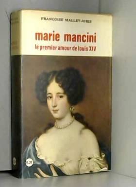 Marie mancini. le premier...