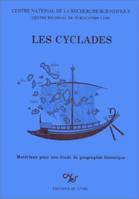 Cyclades : Matériaux pour...