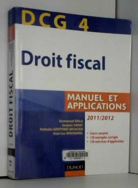 Droit fiscal DCG 4 :...