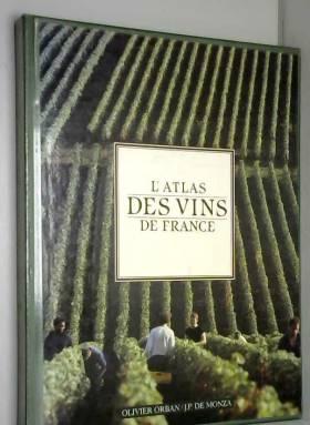 L'ATLAS DES VINS DE FRANCE...