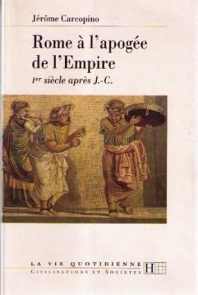 Rome à l'apogée de l'Empire