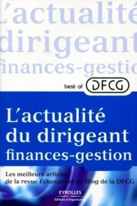 Best of DFCG L'actualité du...
