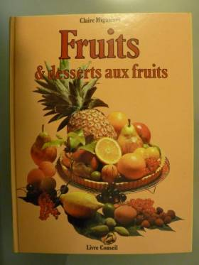 Fruits : Desserts aux fruits