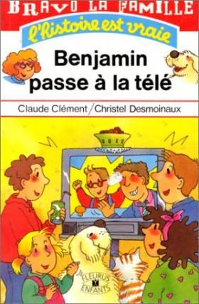 BENJAMIN PASSE A LA TELE