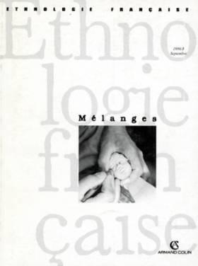 Ethnologie française, 1996,...