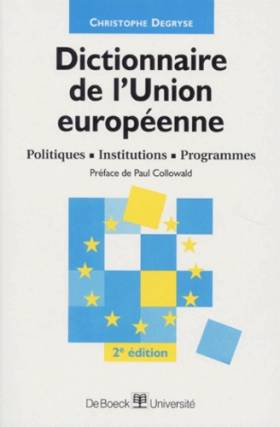 DICTIONNAIRE DE L'UNION...