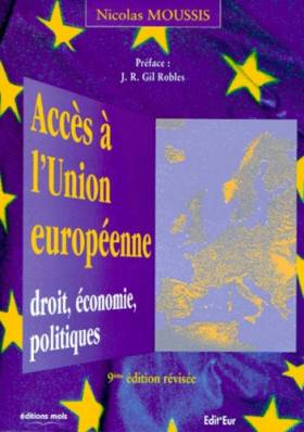 ACCES A L'UNION EUROPEENNE....