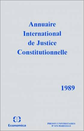 Annuaire International de...