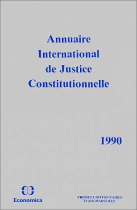 Annuaire International de...