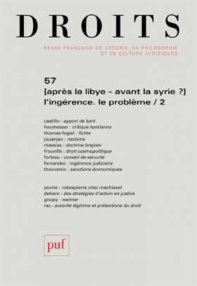 Droits 2013 - n° 57 -...