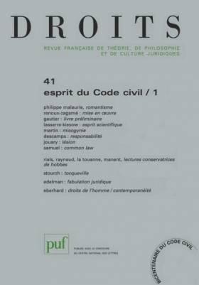 Droits 2005, N° 41 : L'Europe
