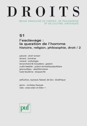 Droits 2010 - n° 51