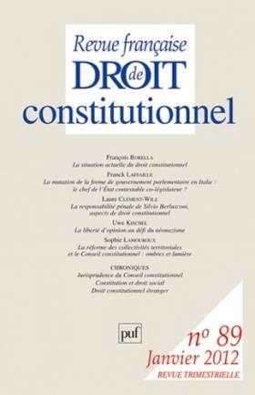 Revue française de droit...