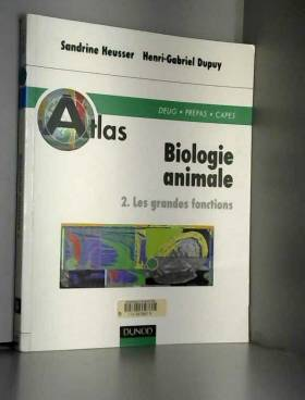 Atlas de biologie animale,...