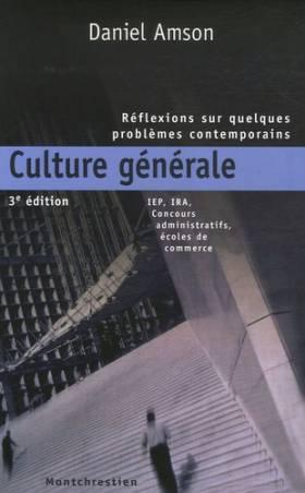 Culture générale :...