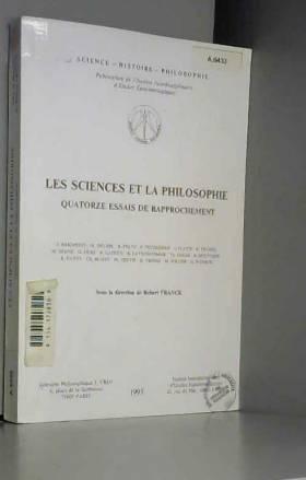 Les Sciences Et La...