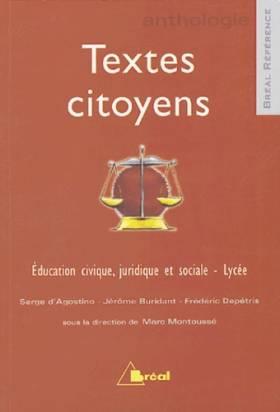 Textes citoyens : Education...