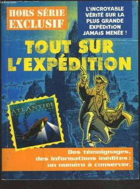 Tout sur l'expédition