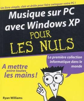 Musique sur PC avec Windows XP