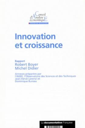 Innovation et croissance