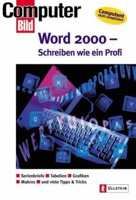Word 2000, Schreiben wie...
