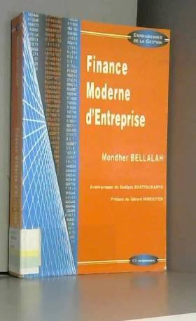Finance moderne d'entreprise
