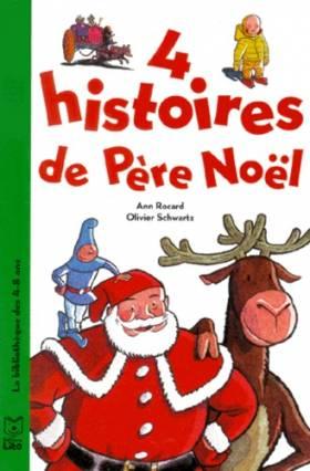4 histoires du Père Noël