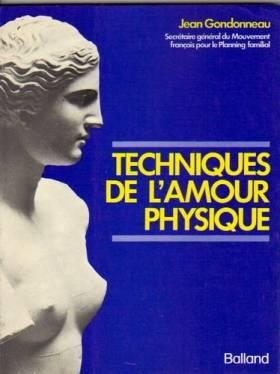 Techniques De l' Amour...