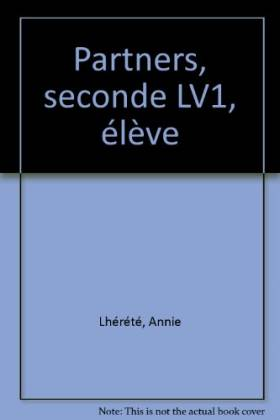 Partners, seconde LV1, élève