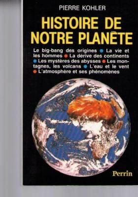 Histoire de notre planète