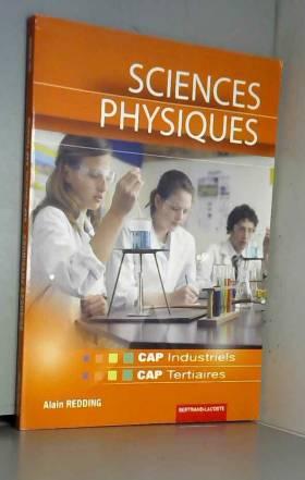 Sciences physiques CAP...