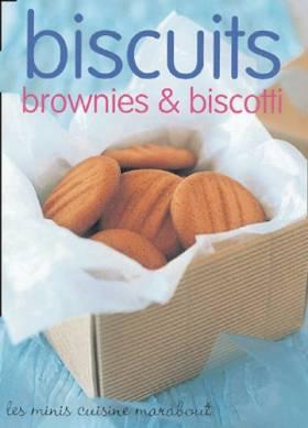 Biscuits, brownies & biscotti
