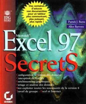 Excel 97 : Secrets