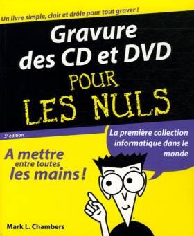Gravure CD et DVD pour les...