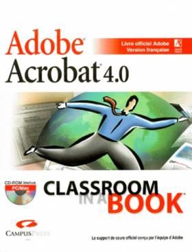 Adobe Acrobat 4.0 (avec...