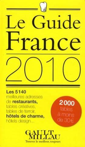 Guide Gault et Millau :...