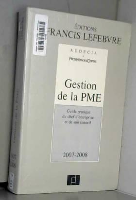 Gestion de la PME : Guide...