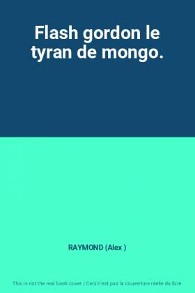Flash gordon le tyran de...