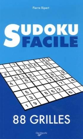 Sudoku facile : 88 grilles